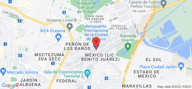 Benito Juarez Mexico Map.Lic B Juarez International Airport Charter Flights Private Jets