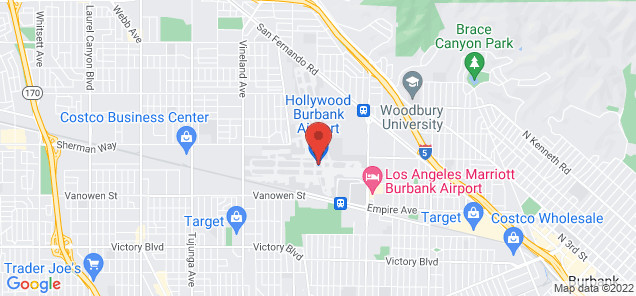 Jet Charters and Aircraft Rentals Burbank, CA in southern ...