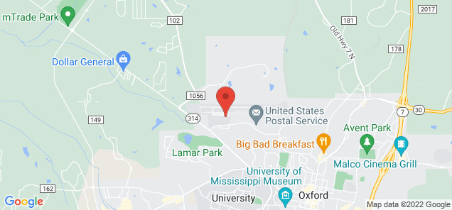 Map of University-Oxford Airport