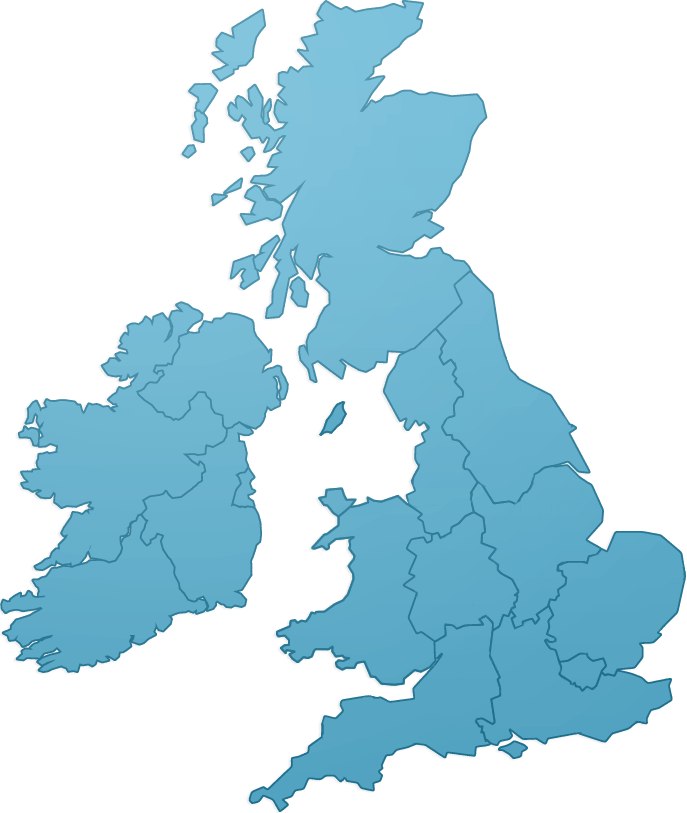 Empty Map Of Ireland.Empty Leg Flights Uk Private Jet Charter United Kingdom And Ireland