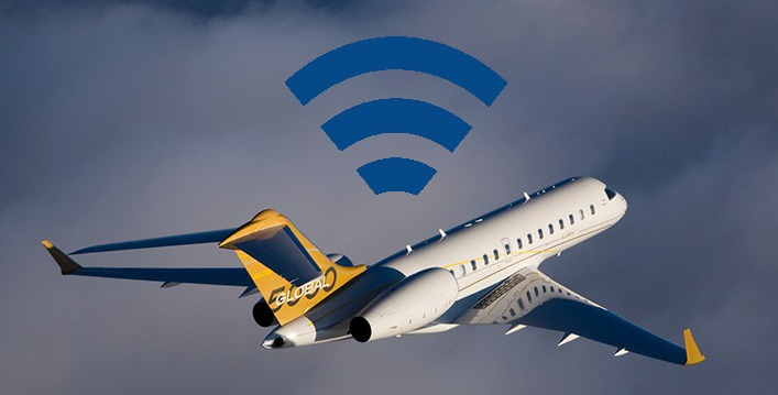 Private Jets With WiFi  Free Wireless Internet  Jet Partners