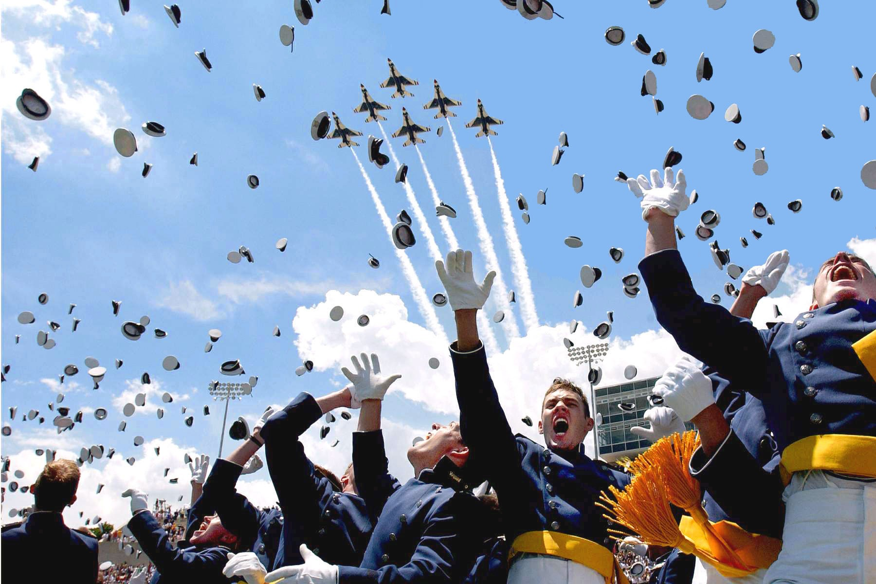 Jets and Graduation
