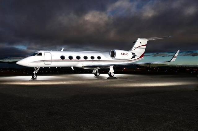 Gulfstream IV Jet Owned By Dan Bilzerian