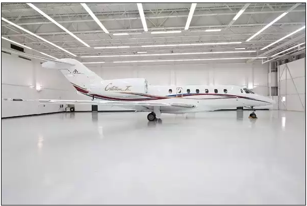 Donald Trump's Private Jet Citation X