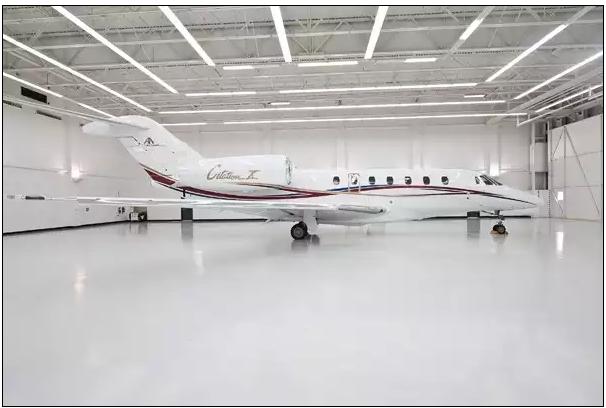 Donald Trump's Private Jet Citation X