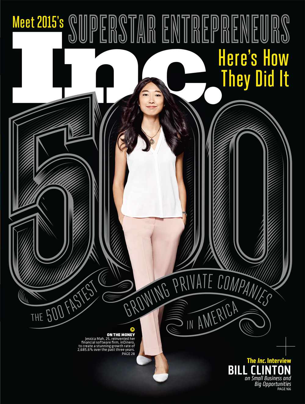 Inc 5000 Magazine Cover