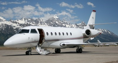 private jet to ski resorts