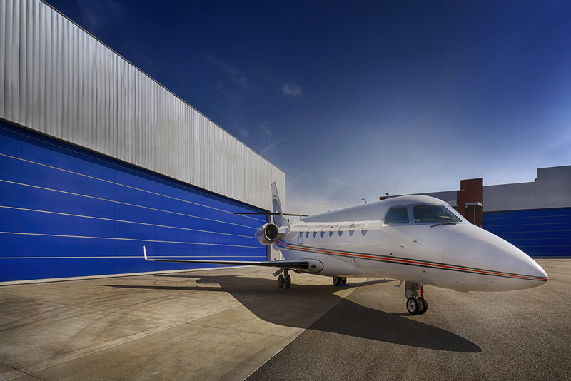 jet chartering or ownership
